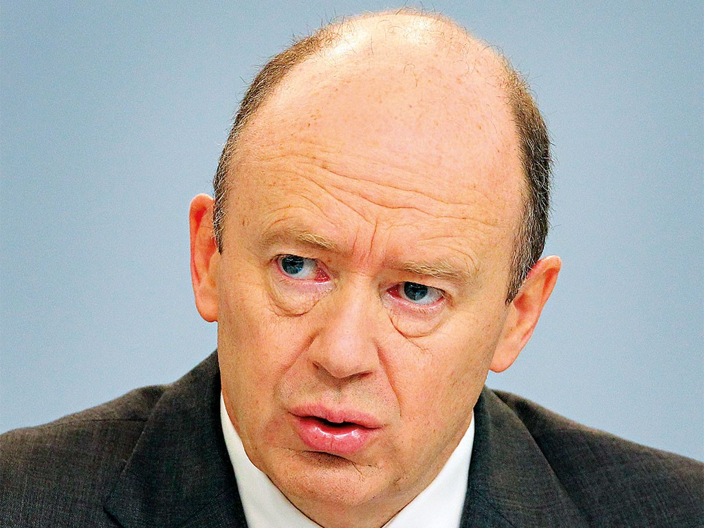 John Cryan will soon become the sole CEO of Deutsche Bank. If he is able to 