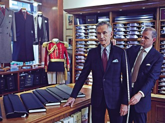 Savile Row is increasingly seeing its heritage used to sell clothing that does not meet the standards implied by the famous name. To protect their legacy, the tailors of the Row are fighting back, writes Tom Bailey