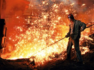 Chinese oversupply has saturated Europe with cheap steel. Now, the historic industry is having its eponymous resolve tested to the limit, writes Matt Timms