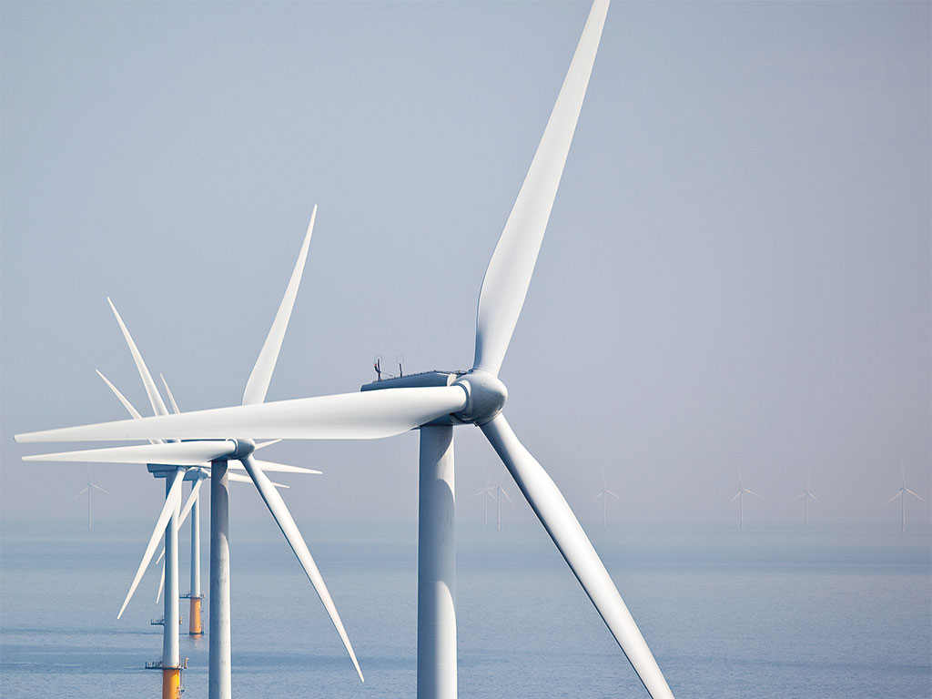 Offshore wind power propels Europe towards a green future ... Hornsea Project One