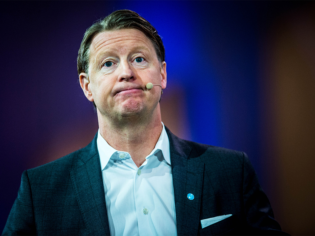Hans Vestberg, CEO of Ericsson, has been removed from his post after seven years, following a string of poor results and suggestions of foul play