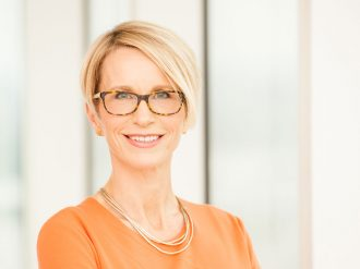 Consumer goods specialist Emma Walmsley will succeed Andrew Witty as the head of GlaxoSmithKline - the UK's biggest pharmaceutical group