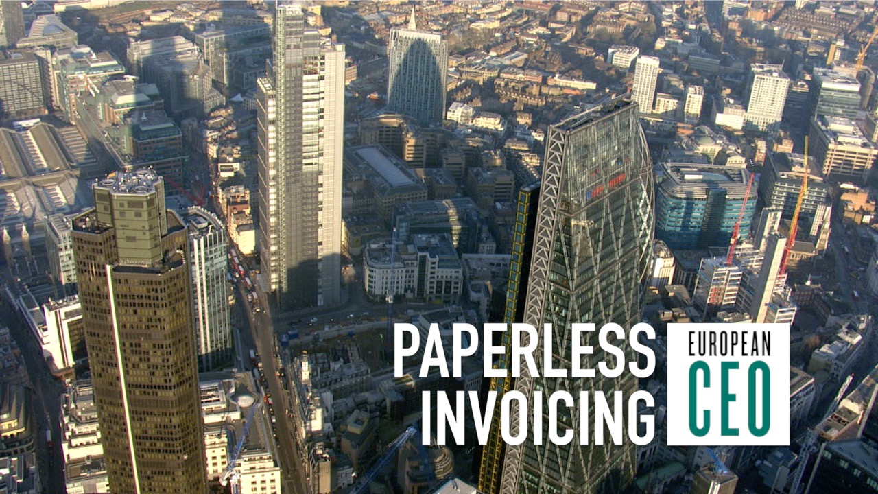 Businesses simply can't afford the delays caused by manual invoicing, says Tungsten Network CEO Richard Hurwitz