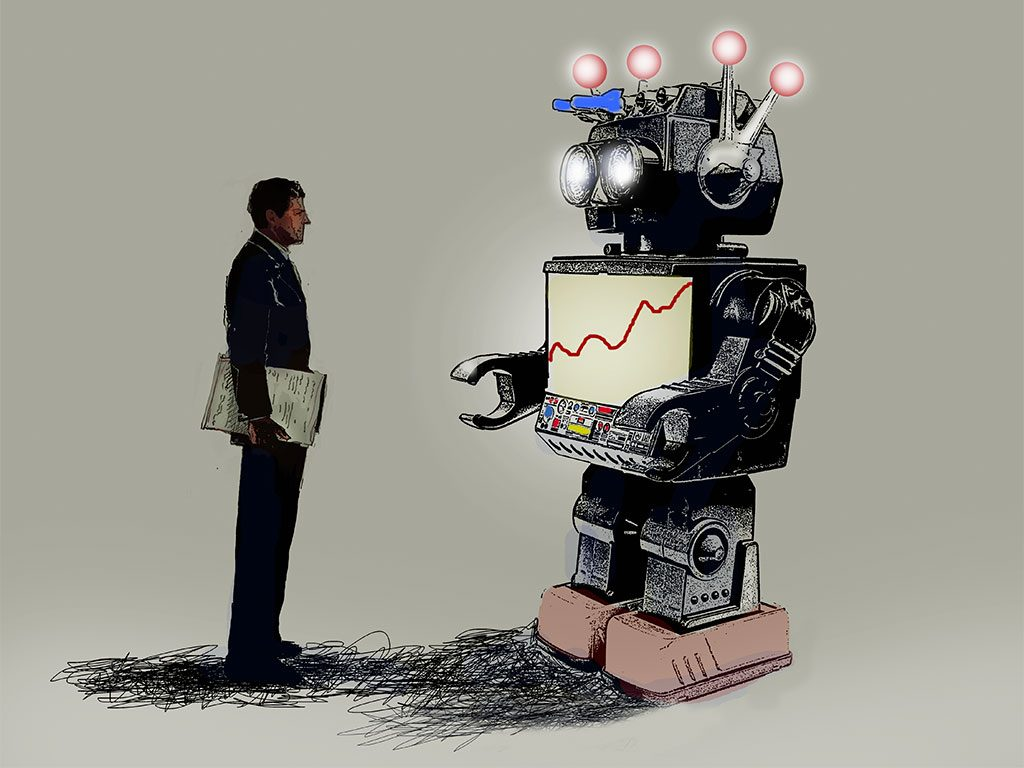 Although machines choose employees who last longer and perform better, an aversion to algorithms persists among recruiters. Could this be set to change?