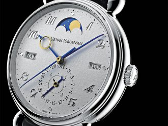 In a sector where longstanding tradition is meeting new technology, watchmakers are struggling to pick a path. For Urban Jürgensen, maintaining high standards is the easy choice