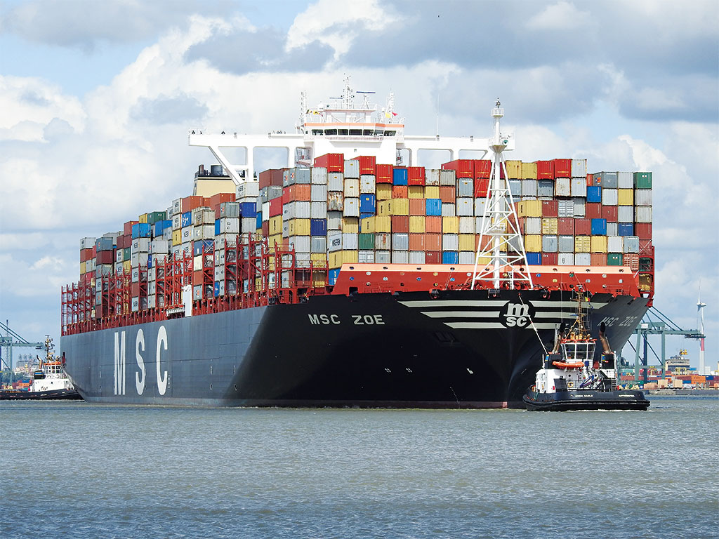 The Port Of Antwerp Leads The Way In Terms Of Sustainable Shipping European Ceo