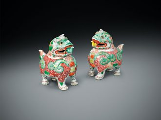 Chinese art is experiencing a surge in popularity around the globe. While capitalising on this new trend, Jorge Welsh Works of Art is staying true to its original vision