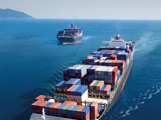 The shipping industry, one of the world's great wealth creators, is working to improve sustainability standards