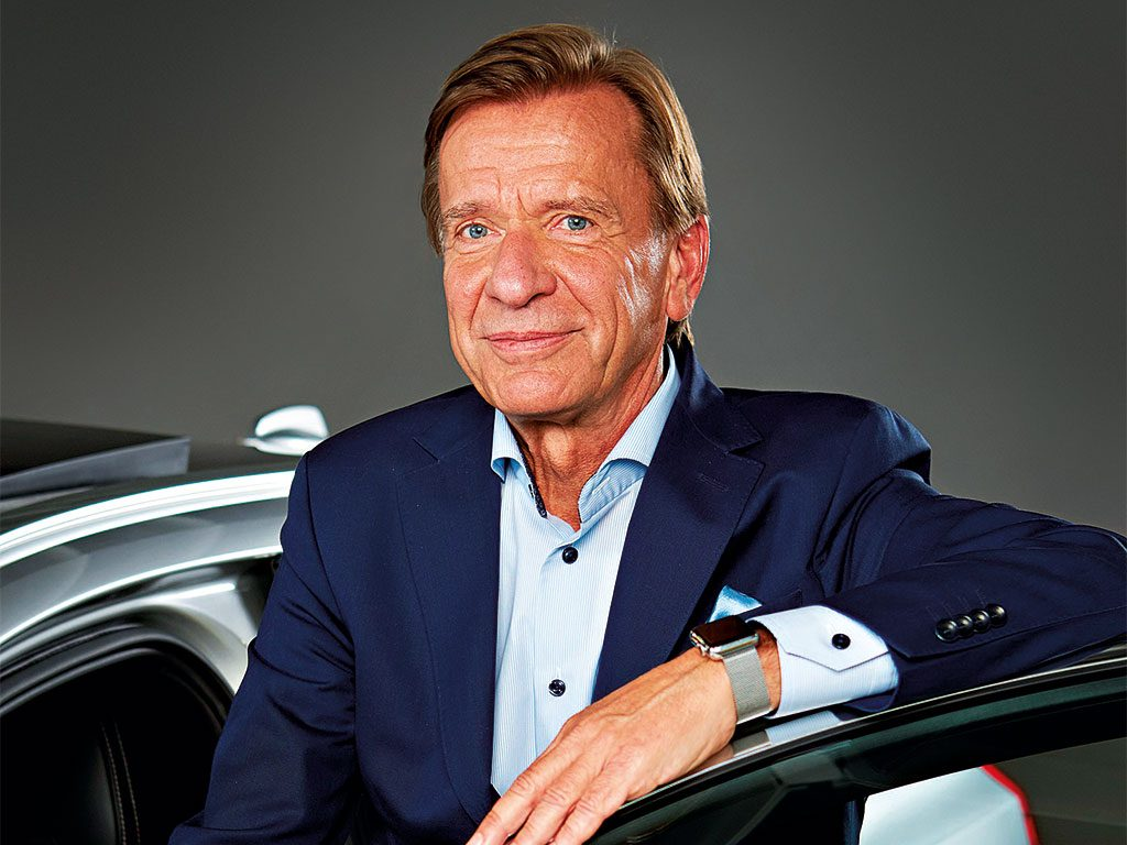 Under Håkan Samuelsson, Volvo Cars is combining luxury and new technology with a formidable safety record. The company's Chinese owners have made a safe choice