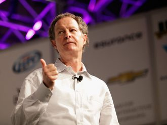 Whole Foods is set to dispense with its unusual co-CEO system, leaving founder John Mackey in sole charge