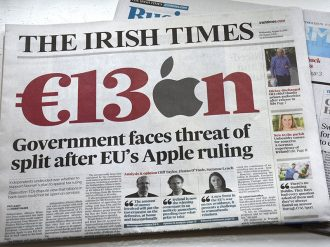 Apple and Ireland will formally mount a legal challenge against the European Commission after being ordered to repay €13bn in tax