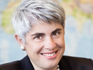 Angeliki Frangou steers Navios towards emerging economies