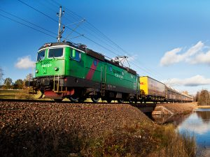 Green Cargo: electric trains key to reducing Europe's carbon emissions