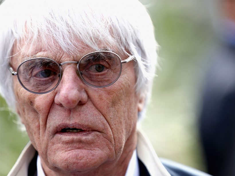 US entertainment giant Liberty Media has completed its $8bn Formula One takeover, removing Bernie Ecclestone from his role as CEO and Chairman