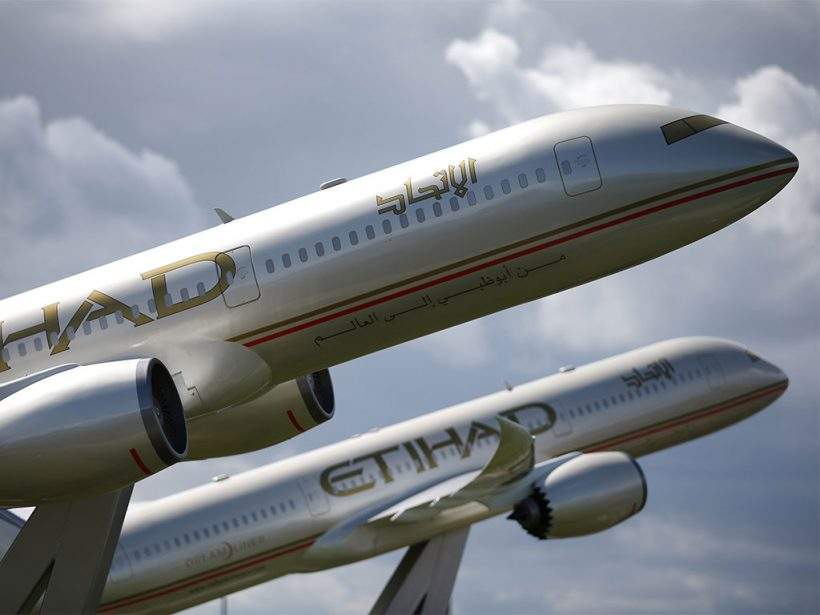 Etihad Airways CEO and CFO to step down in second half of 2017 amid mounting losses on its European investments