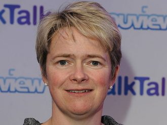 TalkTalk shares jumped eight percent following the announcement that CEO of seven years Dido Harding is to be succeeded by Marketing Director Tristia Harrison