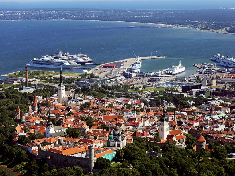 Through the integration of new digital standards and innovative loading systems, the Port of Tallinn is making shipping more efficient, environmentally friendly, and affordable for all parties