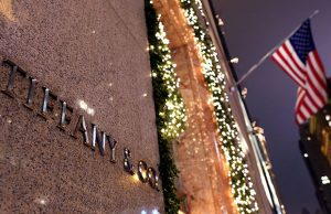 Tiffany CEO steps down amid disappointing sales