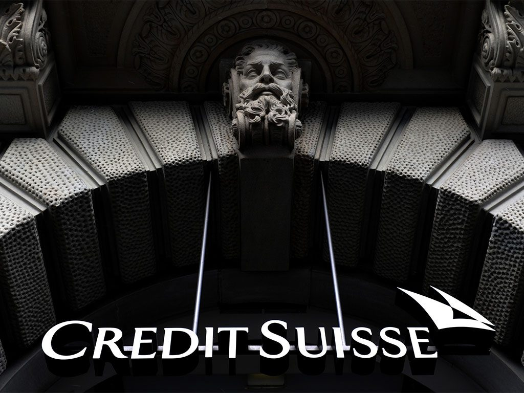 Swiss lender Credit Suisse posted a loss of $2.34bn for the last three months of 2016, prompting a major internal restructuring push