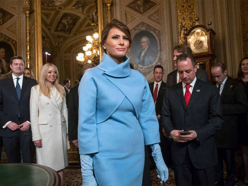"""The US First Lady is seeking $150m in damages from the UK newspaper, claiming that it cost her a """"once-in-a-lifetime opportunity"""" to profit from her brand"""