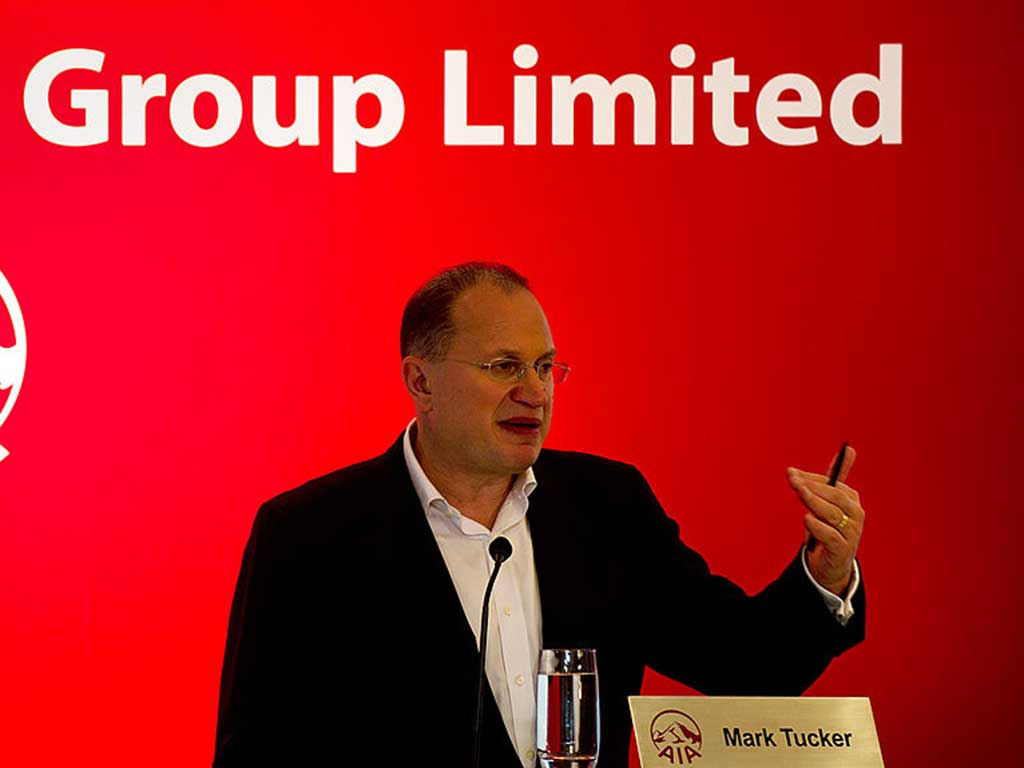 AIA chief appointed HSBC Chairman