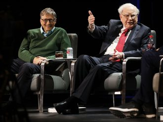 Bill Gates holds on to the top spot, while Donald Trump's fortune slips as Forbes reveals its annual billionaires list