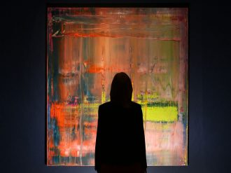 According to a new report, global art sales fell by 11 percent in 2016, marking the market's lowest point since the global financial crisis