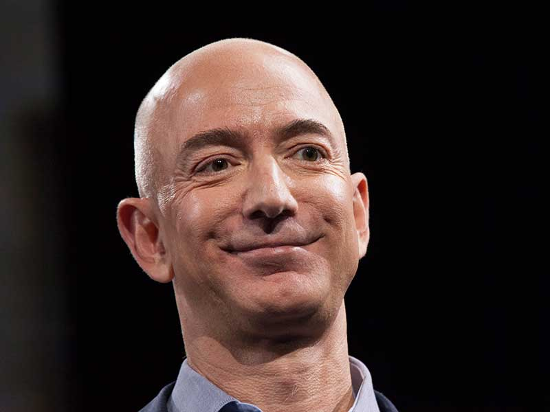Amazon Chief Jeff Bezos Turns To Twitter For Charity Ideas