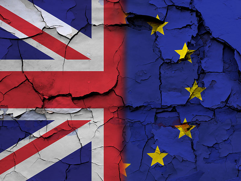 Great Britain is leaving the European Union with Brexit