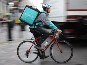 A UK Government-commissioned report has proposed new protections for people working in the gig economy. Due to the rising popularity of firms like Deliveroo and Uber, the gig economy has ballooned in size in the UK