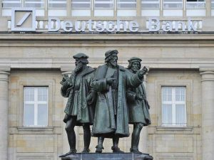 Deutsche Bank no longer ranks among world's top 15 private banks