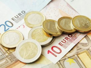 EU wage growth hits two-year high