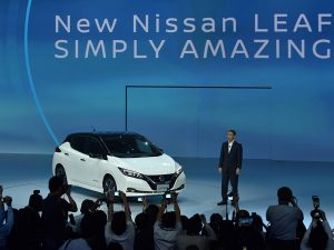 Nissan turns over new Leaf with entry into self-driving market