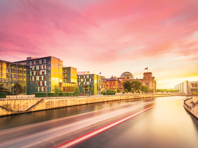 Berlin and Leipzig's flourishing real estate markets attract new investors