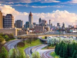 Atlanta's favourable tax structure attracts European investors