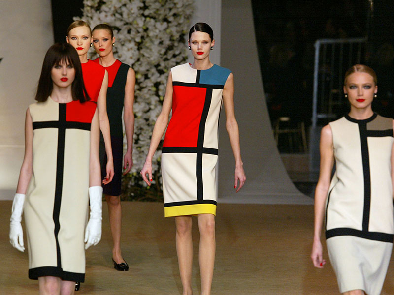 Yves Saint Laurents 8 most iconic designs in the history