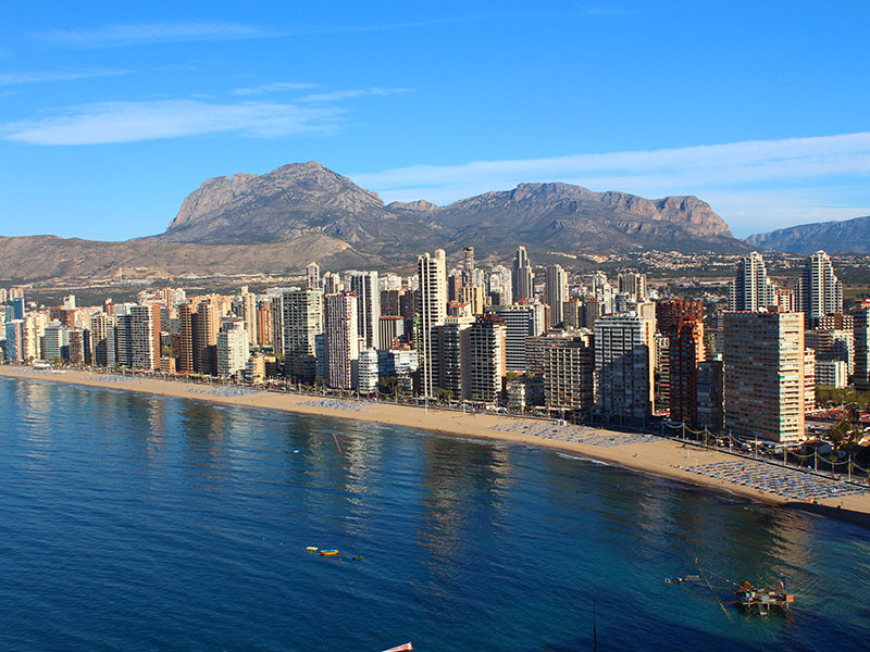 How to make the most of Benidorm's property boom