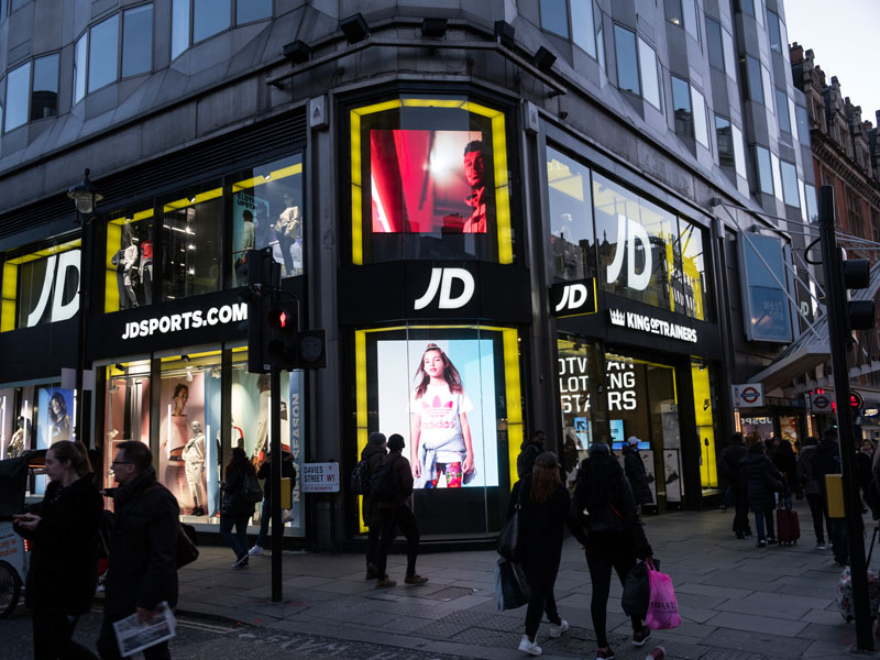 JD Sports' purchase of Finish Line been passed unanimously by JD Sports' board, but still needs shareholder approval to be finalised