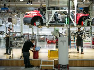 Work safety regulators open probe into Tesla factory conditions
