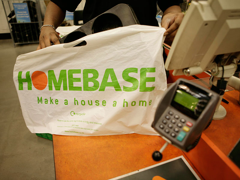 Homebase sold for just £1 by Australian owner Wesfarmers