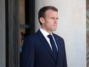 The news of the decline will come as a significant blow to President Macron's economic agenda, which had centred on injecting confidence and dynamism into the French economy