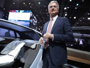 Rupert Stadler, CEO of Audi, has been arrested in relation to ongoing investigations into the Volkswagen diesel emissions scandal