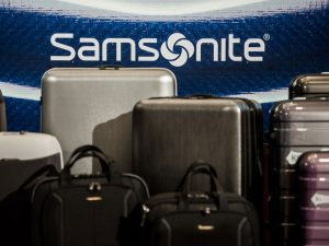 The CEO of US luggage manufacturer Samsonite has resigned following accusations made in a report by investment firm Blue Orca. The company's CFO will fill the position