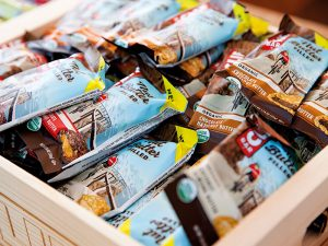 Clif Bar answers Millennials' calls for organic and sustainable produce