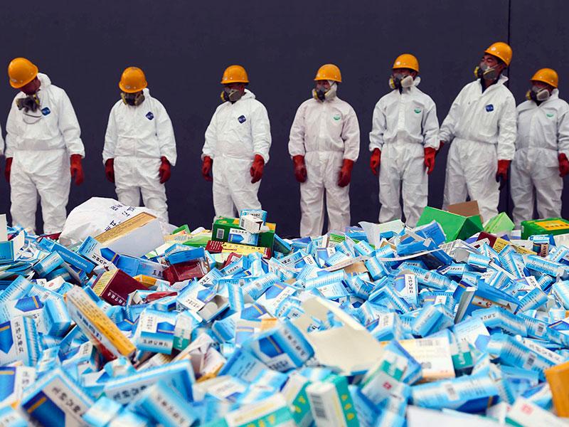 Clinigen steps up counterfeit medicine crackdown