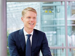 Winds of change: Henrik Poulsen drives Ørsted's green transformation