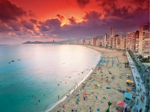 Corporate bonds drive Benidorm's burgeoning rental property market
