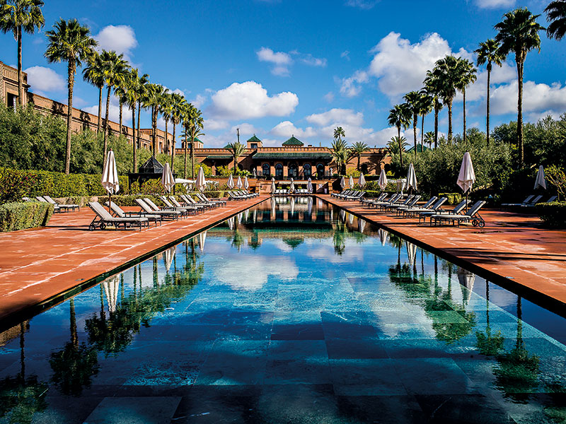 Selman Marrakech: the family hotel that's riding high