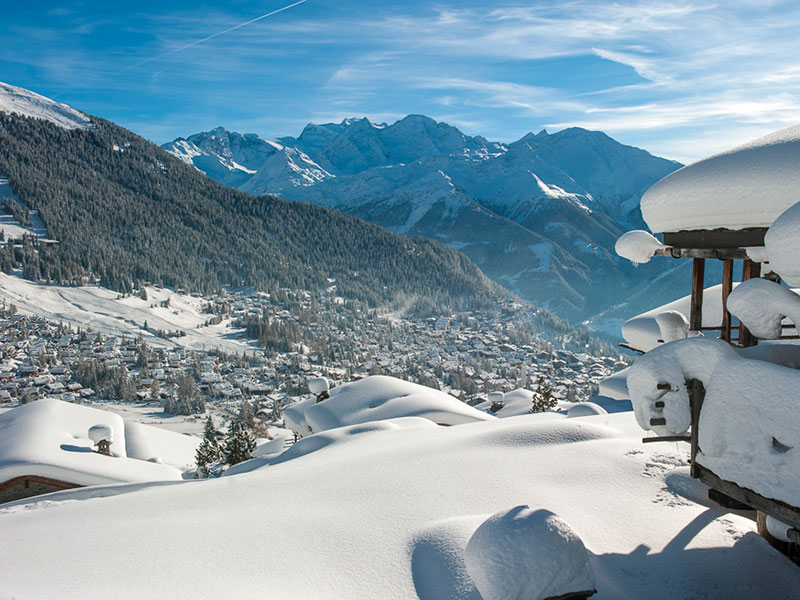 The Alps is one of the most desirable places in which to buy or rent property