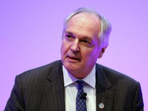Sustainability pioneer Paul Polman to step down as Unilever CEO